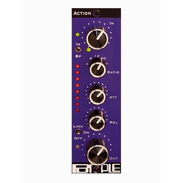 Purple Audio Action 500 Front at ZenProAudio.com
