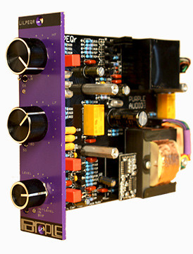 Purple Audio LILPEQr 500 Angle at ZenProAudio.com