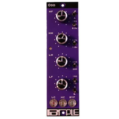 Purple Audio Odd 500 Front at ZenProAudio.com