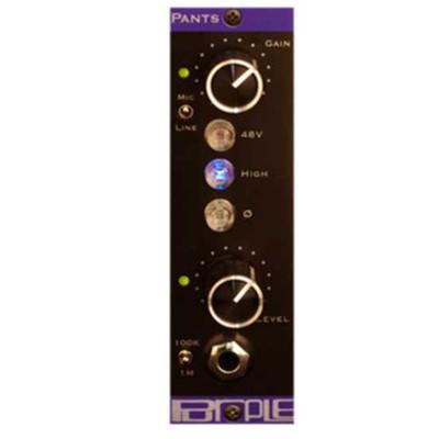 Purple Audio Pants 500 Front at ZenProAudio.com