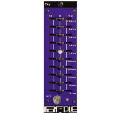 Purple Audio TAV 500 Front at ZenProAudio.com