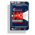 Radial J48 Front at ZenProAudio.com