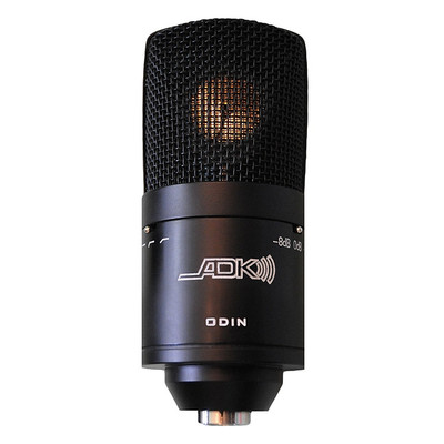 ADK Odin Front at ZenProAudio.com