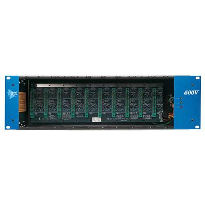 API 500VPR Rack Front at ZenProAudio.com