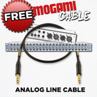 FREE Custom Mogami Analog Cable