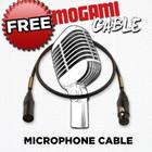 FREE Custom Mogami Microphone Cable