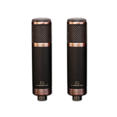 TELEFUNKEN CU-29 Copperhead Pair Image at ZenProAudio.com