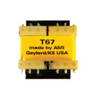 TAB Funkenwerk AMI T67 Transformer Front at ZenProAudio.com