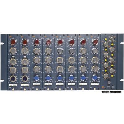 BAE 8CM Mixer Front at ZenProAudio.com