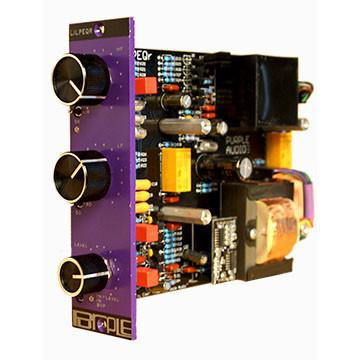 Purple Audio LILPEQr M Angle at ZenProAudio.com