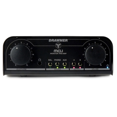 Drawmer MC1.1 Front at ZenProAudio.com