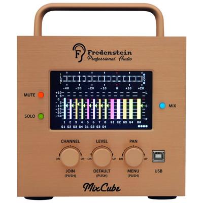 Fredenstein MixCube Front