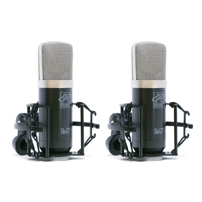 Roswell Pro Audio Mini K47 Stereo Pair