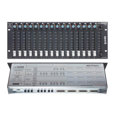Speck Electronics via Fader 16 + Mix