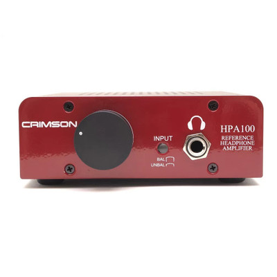 Crimson Audio HPA100 Front