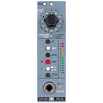 CAPI VP28-Platinum Front