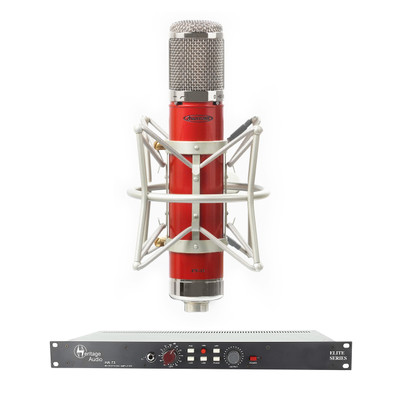 Avantone Pro CV12 & Heritage Audio HA73 Bundle Image