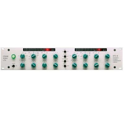 Crane Song STC8 Front at ZenProAudio.com