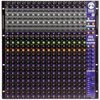 HEAR Technologies MIX BACK Front at ZenProAudio.com