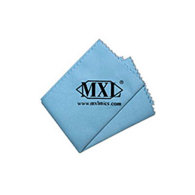 MXL Cleaning Cloth Front at ZenProAudio.com