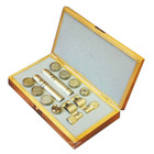 Oktava MK-012 MSP6 Silver in Wood Box