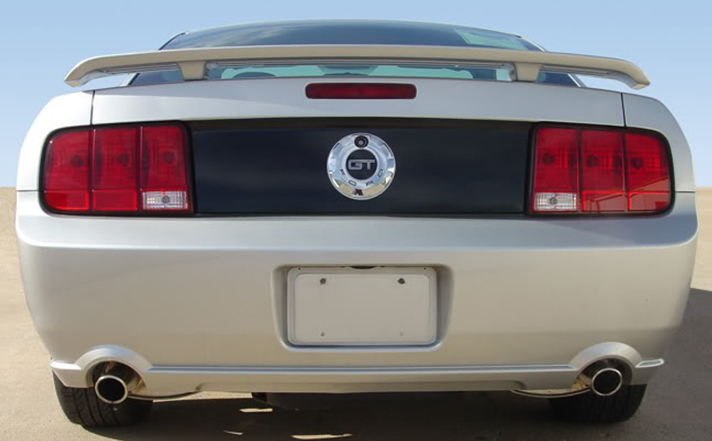 05-09 Ford Mustang Trunk Blackout Kit