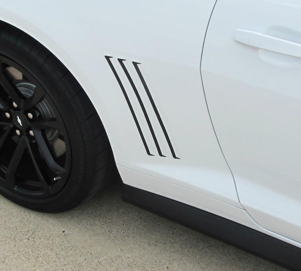 2014-2015 Chevrolet Camaro Bee 2 Gills Graphic Kit