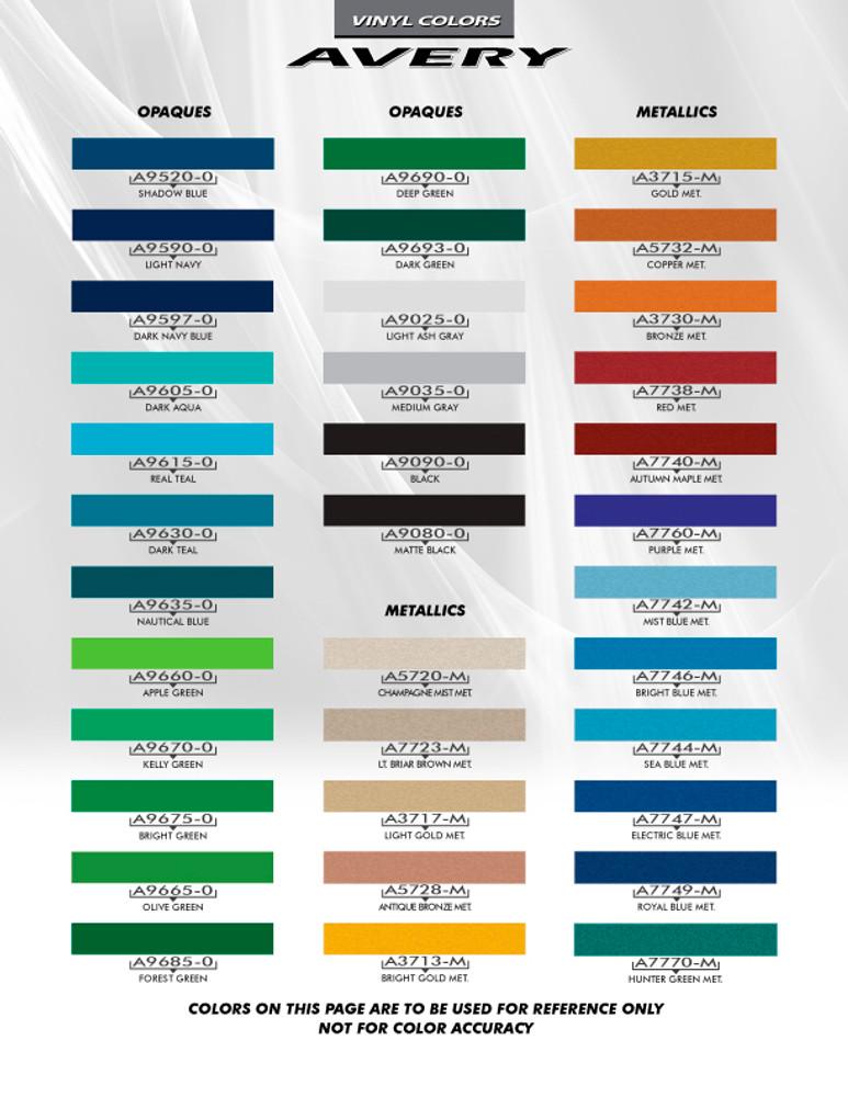 2009-2015 Chevrolet Camaro Javelin Graphic Kit