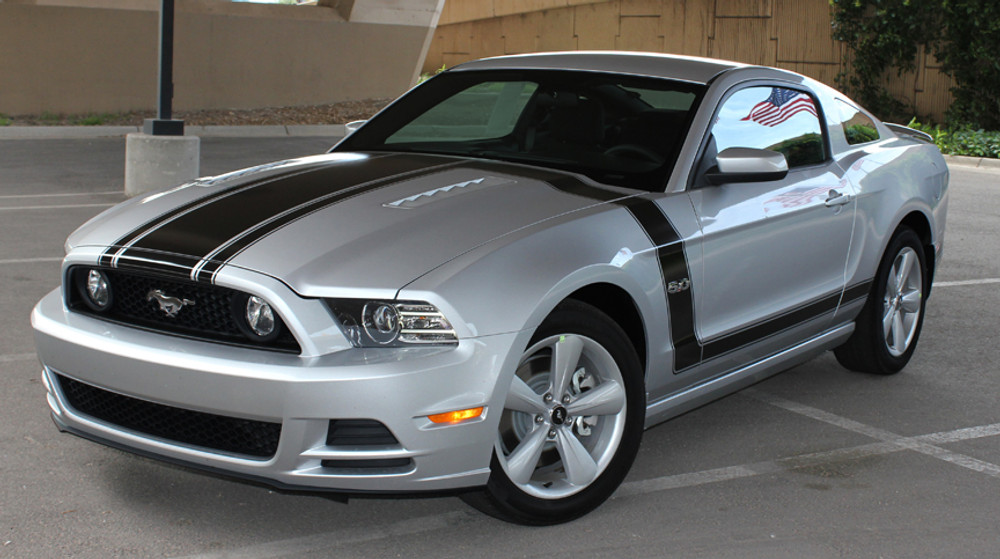 2013-2014 Ford Mustang Prime Stripe Kit