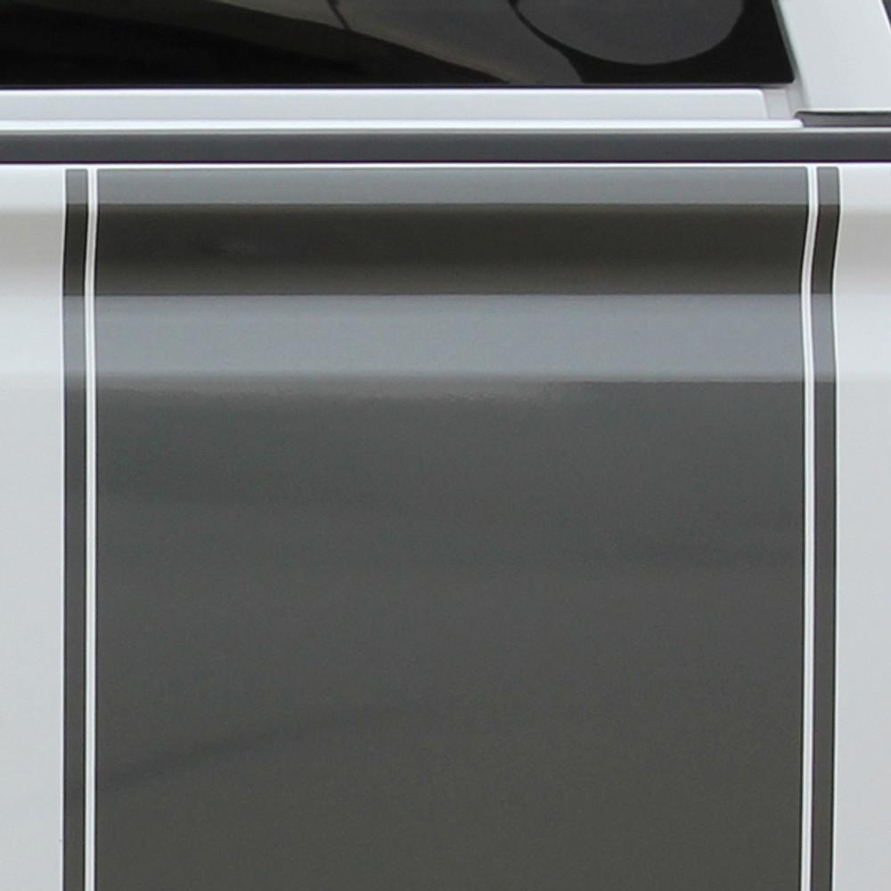 2013-2015 Chevy Silverado 1500 Rally Stripe Kit