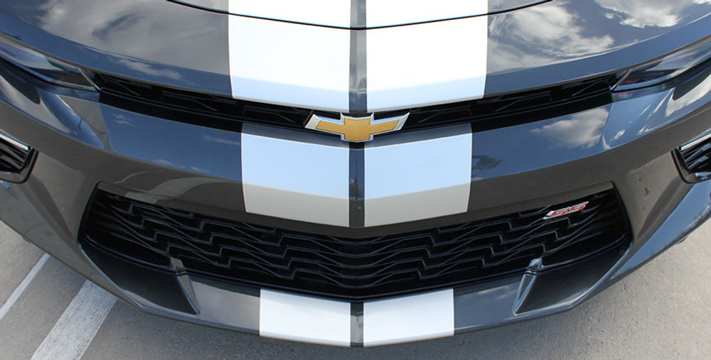 2016-2017 Chevy Camaro Turbo Rally Convertible Vinyl Racing Stripes Graphic Kit