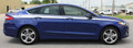 Ford Fusion Topside Graphic Kit Side View