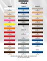 2008-2014 Dodge Avenger Double Bar Graphic Kit