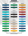 Avery Color Chart Page 1