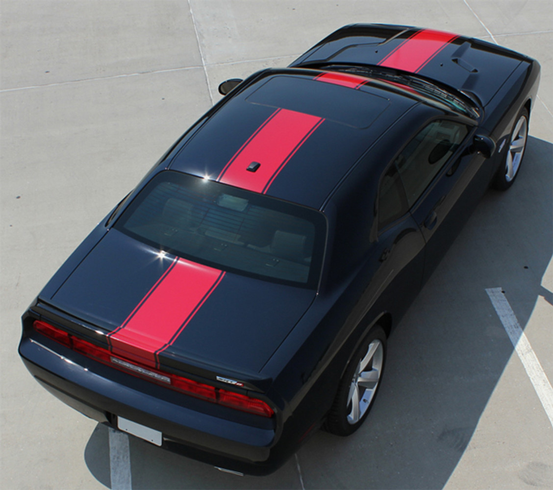 Top 4 Reasons Our Vinyl Car Pinstripes and Decals Beat The Dealerships'