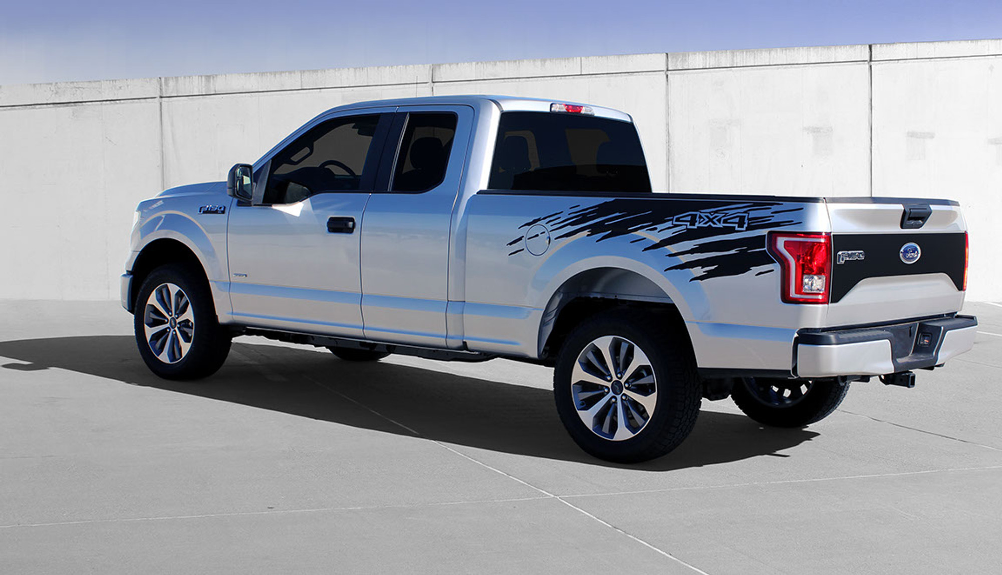 Ford Dealers Phoenix >> Graphic Express Ford Truck Stripes And Decals | Autos Post