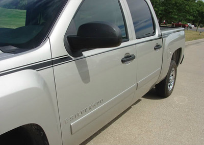 2006-2013 Quick Silver Silverado Stripe Kit