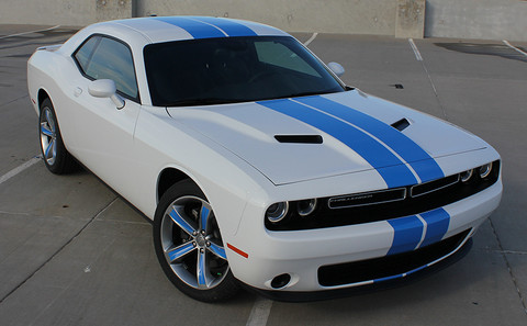 Why Put Racing Stripes On Your Car or Truck?