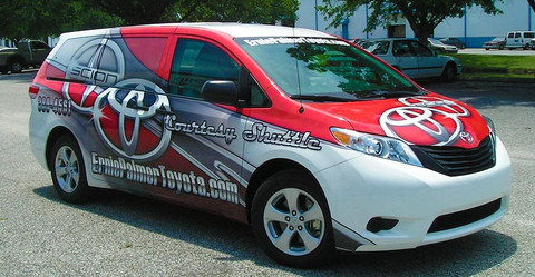 4 Common Misconceptions About Vehicle Advertising Wraps