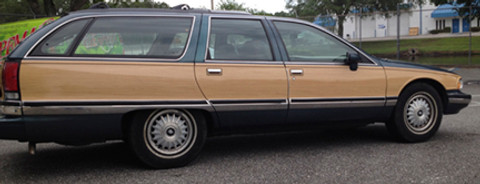 Waking Up Your Wagon, a Guide to Revitalizing Your Woodgrain and Trim Molding