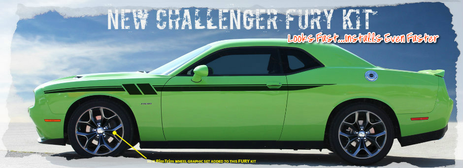 challenger stripes