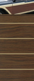 Colonial Teak w/Tan Lines Digital Reproduction Woodgrain