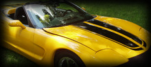 98-04 C5 Chevy Corvette Racing Stripes
