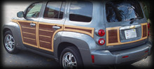 Chevrolet HHR Woody Kit
