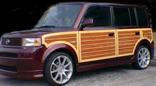 05-07 Toyota Scion XB Woody Kit