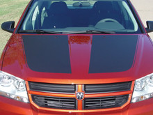 08-14 Dodge Avenger Avenged Hood Graphic Kit