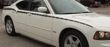 06-10 Dodge Charger Laser Kit