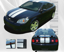 05-10 Chevrolet Cobalt Rally Graphic Kit (Also Fits Pontiac G5)