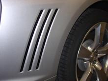 09-15 Chevrolet Camaro Gills Original Style Graphic Kit