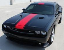 11-14 Dodge Challenger Finish Line Challenger Stripe Kit
